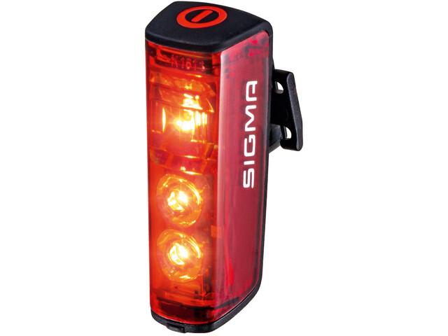 SIGMA SPORT Blaze Rear Light with Brake Light Function